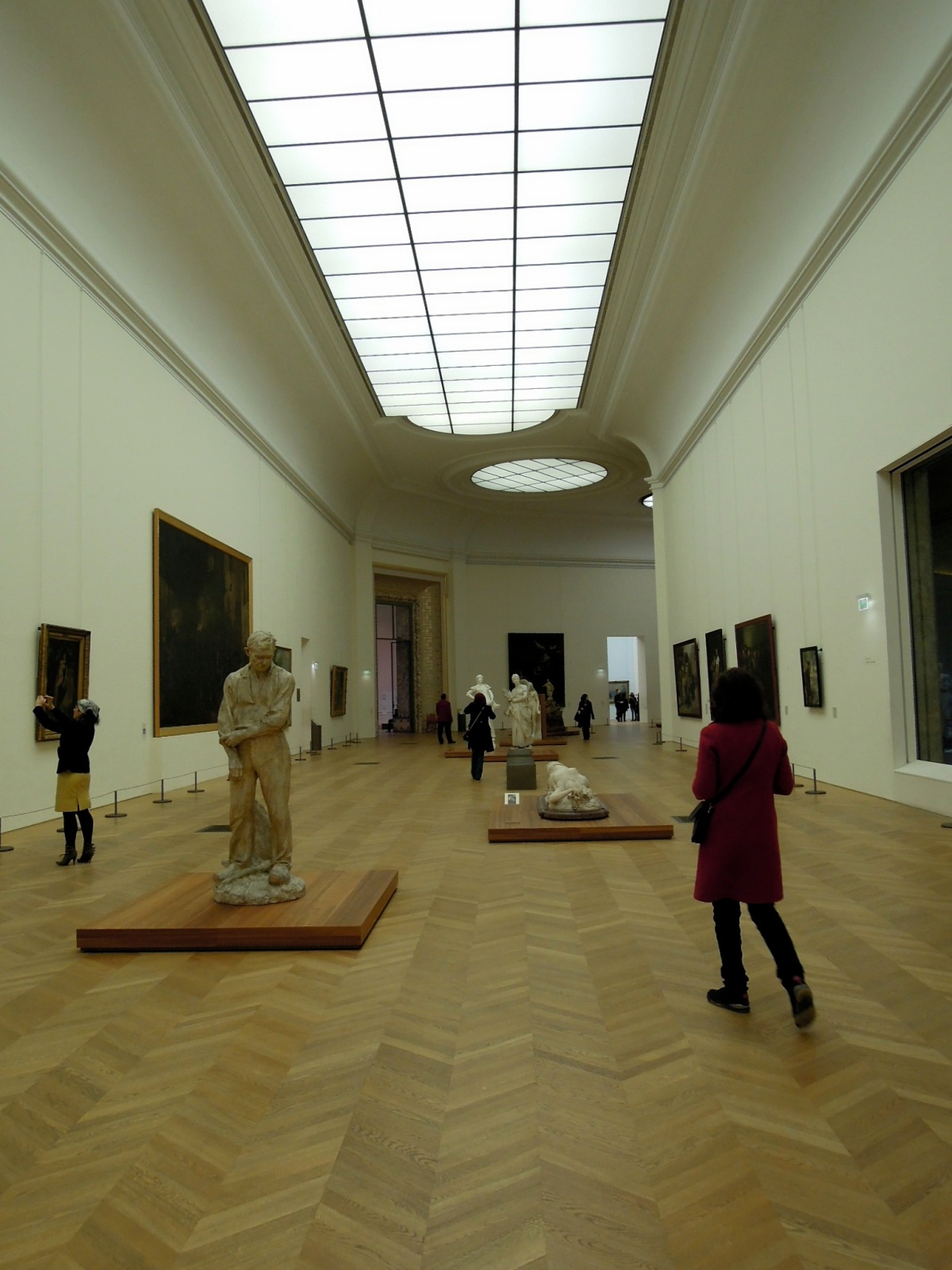 Permanent gallery