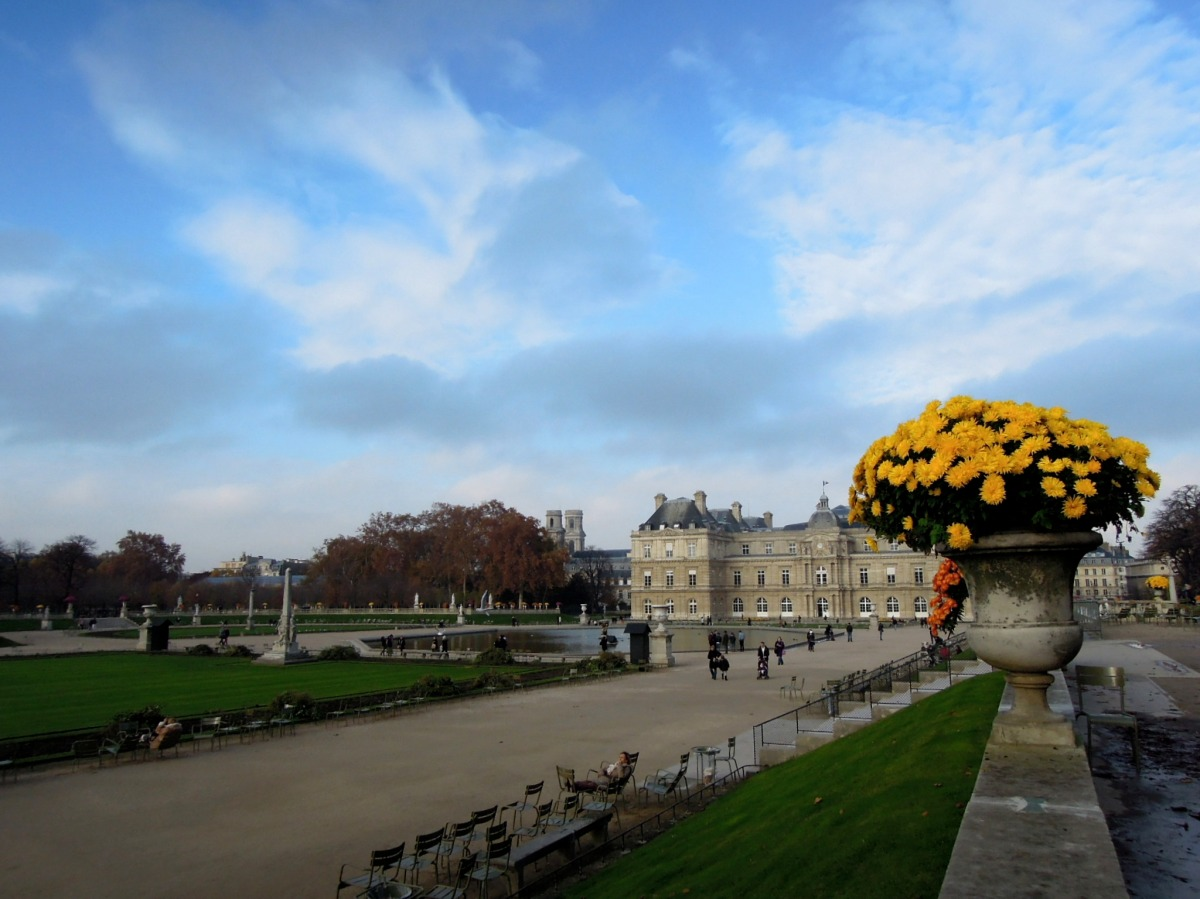 Luxembourg Palace (home of the Senate)