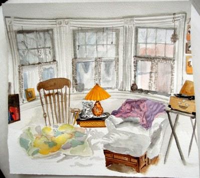 2012 Dec 12 - Tammy's apartment