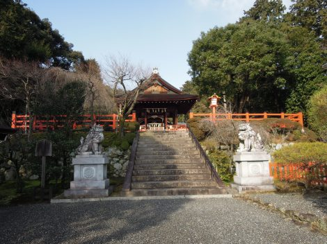 Kenkun (Takeisao) Shrine