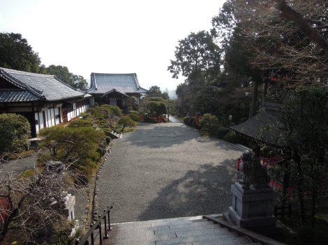 Part of Kenkun (Takeisao) Shrine