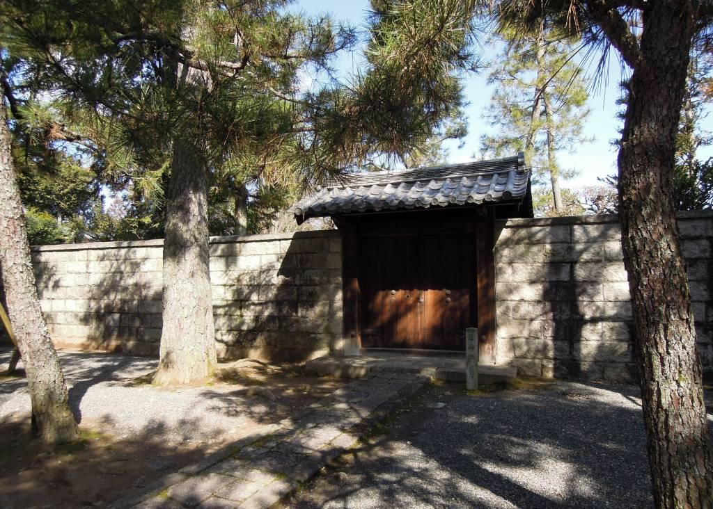 One of the buildings at Daitoku-ji