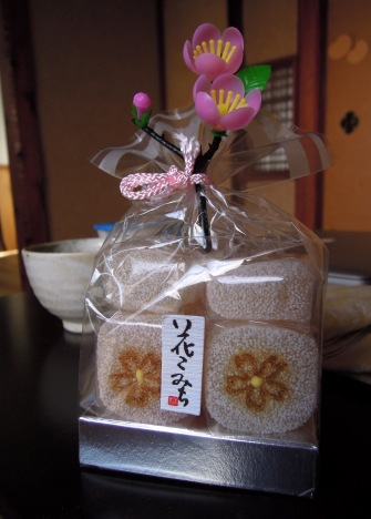 Sweets filled with white bean paste