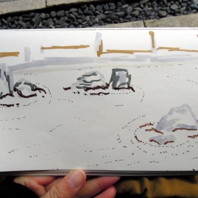 Second sketch.