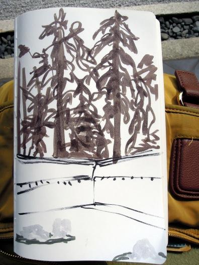 Fourth sketch.