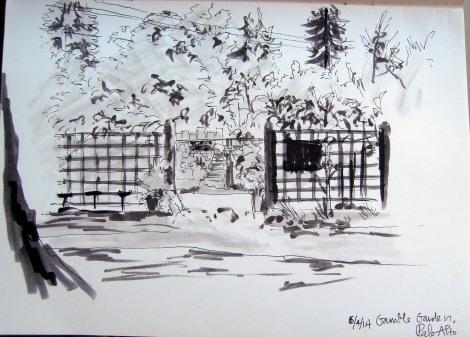 Jun 4 - Gamble Garden
