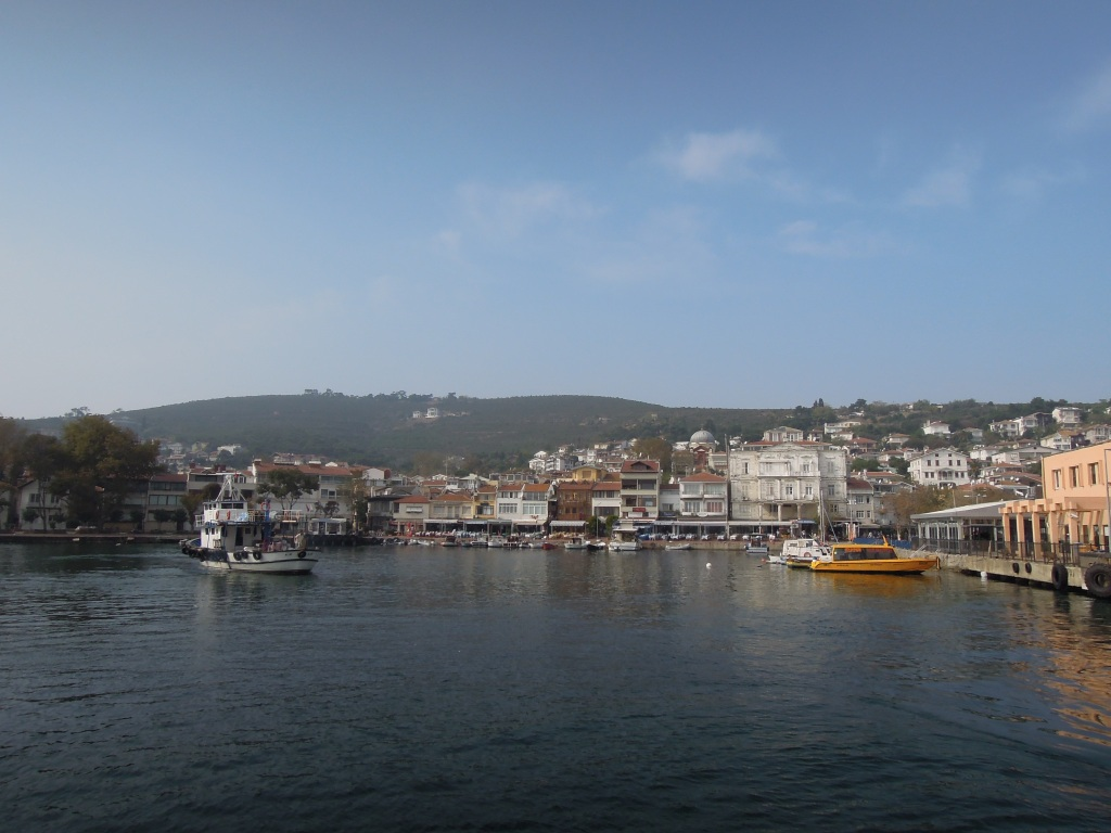 Burguzada waterfront, Princes Islands, Istanbul