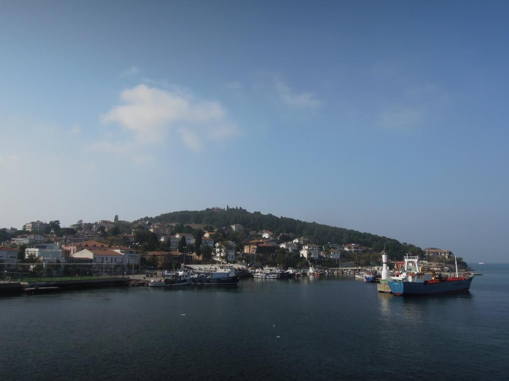 Heybeliada waterfront, Princes Islands, Istanbul