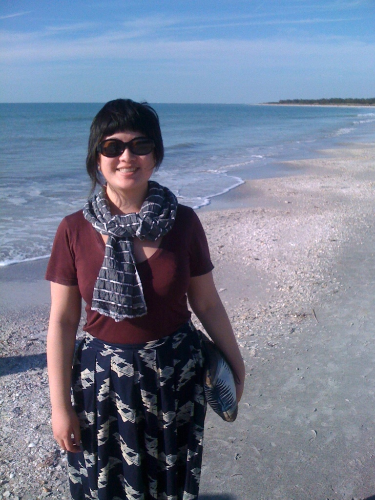 Lisa at Fort De Soto, Pinellas County, Florida