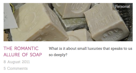 BlogSoap