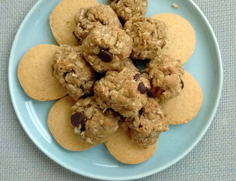 Pre-labor cookies