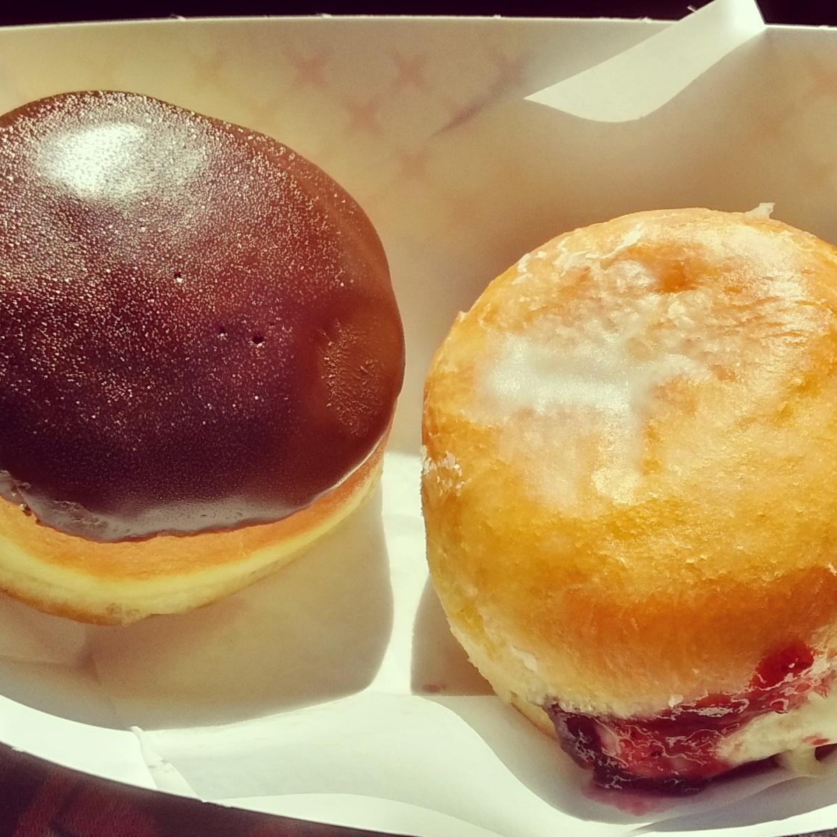 Doughnut Dolly donuts