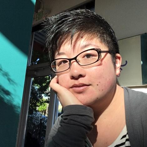 Lisa at Navi Kitchen in Emeryville, CA