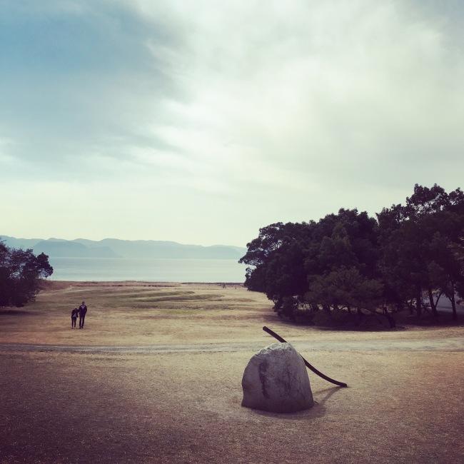 Lee Ufan Museum, Naoshima, Japan