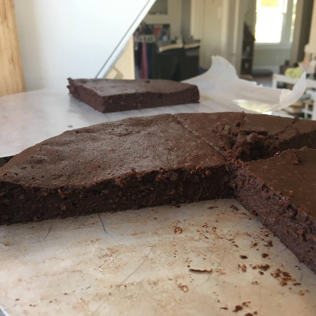 French brownie from David Leibovitz's site